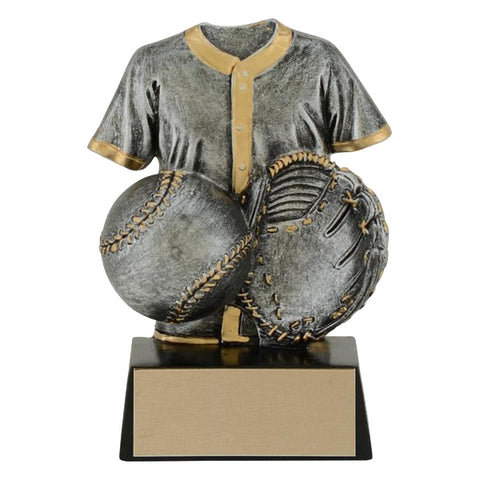 Baseball Trophy - Jersey (A2183) - Quest Awards