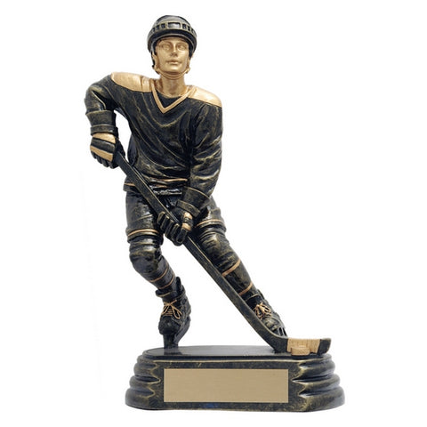 Hockey Trophy - Aztec Gold Player - Male (A2641) - Quest Awards