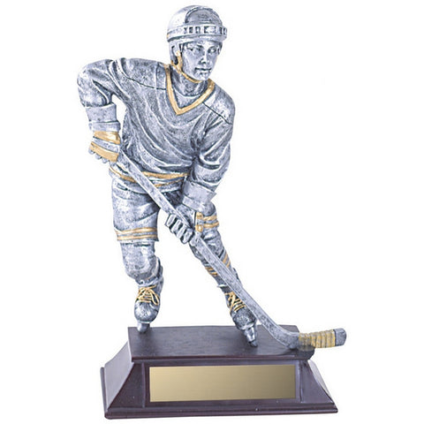 Hockey Trophy - Vintage Player2 - Male (A2732) - Quest Awards