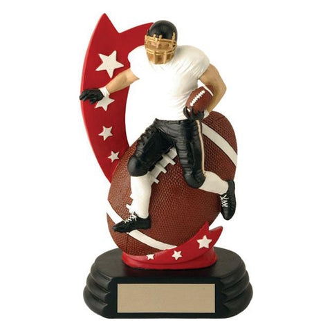 Football Trophy - All-Star Player (A2438) - Quest Awards