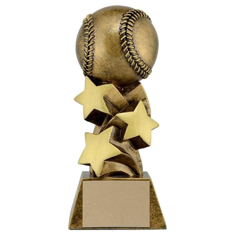 Baseball Trophy - Blizzard (A2176) - Quest Awards