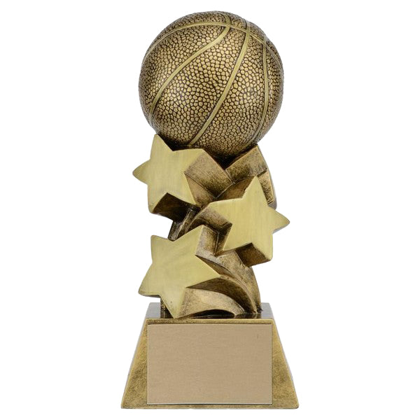 Basketball Trophy - Blizzard - Quest Awards