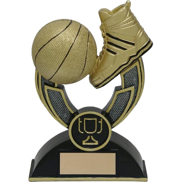 Basketball Trophy - Varsity (A2234) - Quest Awards
