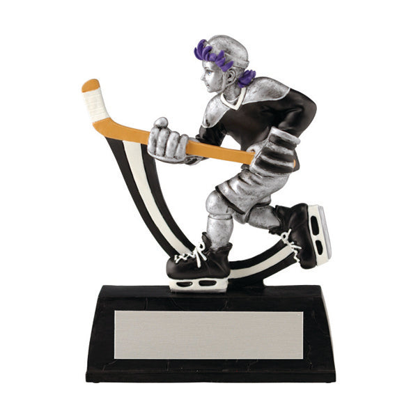 Hockey Trophy - Manga - Female (A2680) - Quest Awards