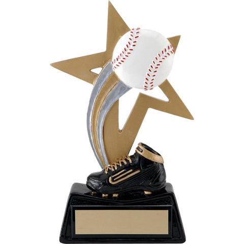 Baseball Trophy - Big Star (A2175) - Quest Awards