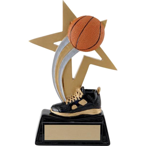 Basketball Trophy - Big Star (A2213) - Quest Awards