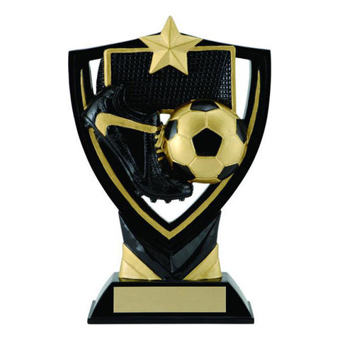 Soccer Trophy - Apex Shield - Quest Awards