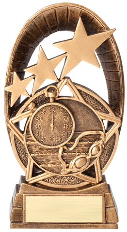 Swimming Trophy - Radiant Stars Swimming - Quest Awards
