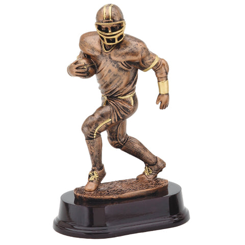 Football Trophy - Football Player with Ball (A2453) - Quest Awards