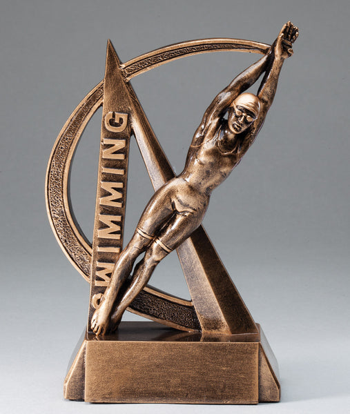 Swimming Trophy - Ultra Action Female (A3109) - Quest Awards