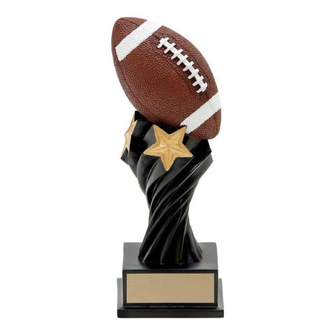 Football Trophy - Tempest Football - Quest Awards