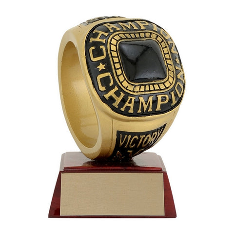 Hockey Trophy - Championship Ring (A2647) - Quest Awards