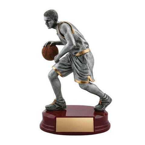 Basketball Trophy - Classic Player - Male (A3232) - Quest Awards