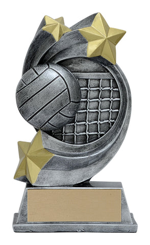 Volleyball Trophy - Pulsar (A3182) - Quest Awards