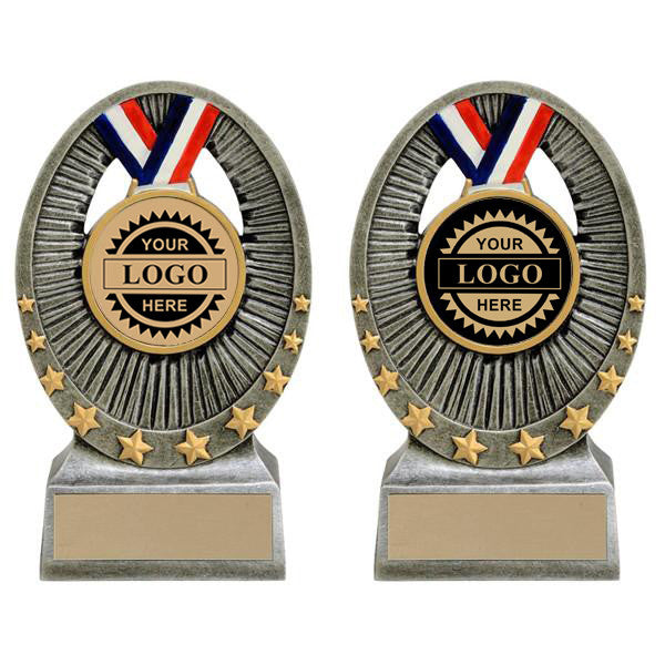 Logo Insert Trophy - Ovation LG (A2818) - Quest Awards