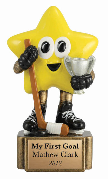 Hockey Trophy - Little Hockey Star (A2670) - Quest Awards