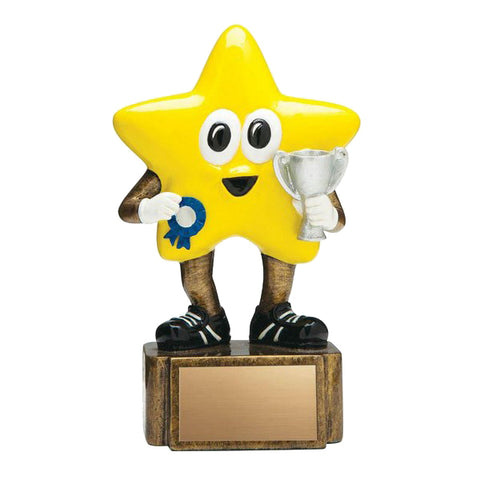 Achievement Trophy - Little Star (A2039) - Quest Awards
