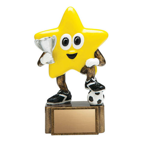 Soccer Trophy - Little Soccer Star (A3029) - Quest Awards