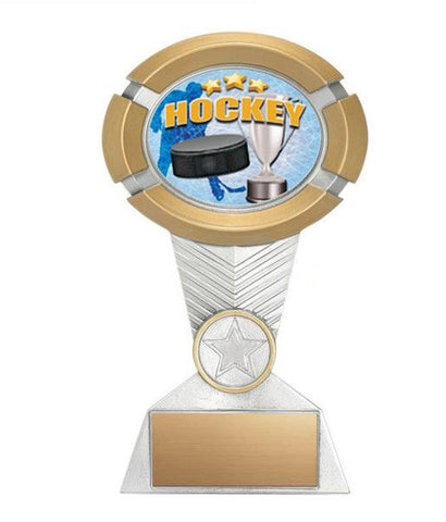 Hockey Trophy - Impact Colour (A2668) - Quest Awards
