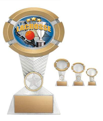 Lacrosse Trophy - Impact Colour (A2755) - Quest Awards