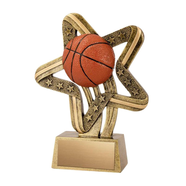Basketball Trophy - Comet (A2218) - Quest Awards