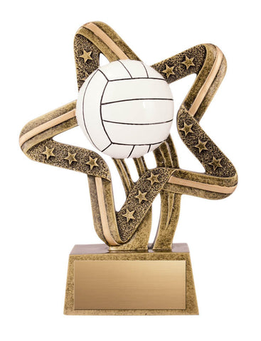 Volleyball Trophy - Comet (A3178) - Quest Awards