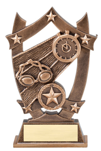 Swimming Trophy - Sport Stars Swimming (A3104) - Quest Awards