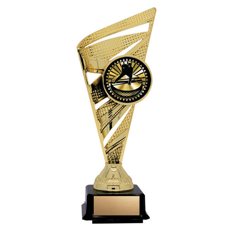 Hockey Trophy - Solar Series - Gold - 2 Sizes (A2708) - Quest Awards