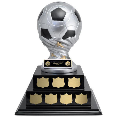 Soccer Trophy - Annual Trophy - Quest Awards