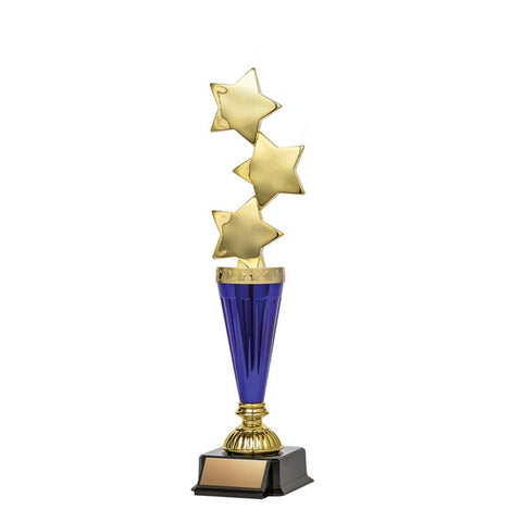 Dance Trophy - Astral Purple 3-star - 3 Sizes (A3268) - Quest Awards