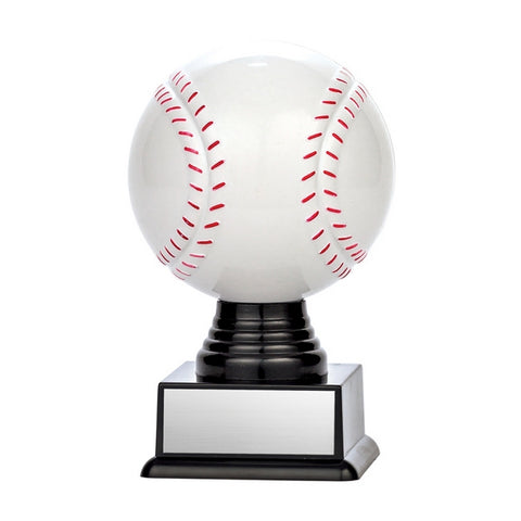 Baseball Trophy - Twister Series - Baseball Pedestal (A3210) - Quest Awards