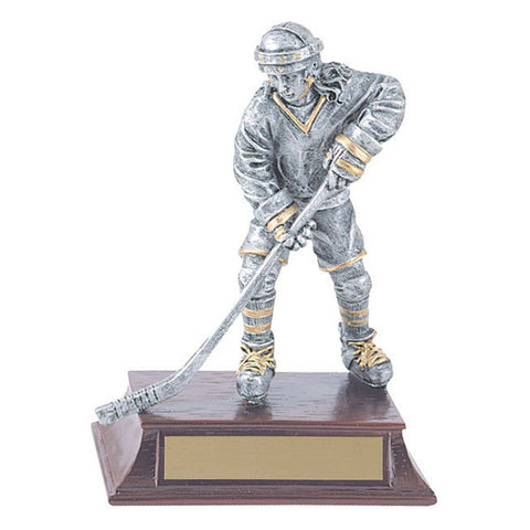Hockey Trophy - Vintage Player - Female - Quest Awards