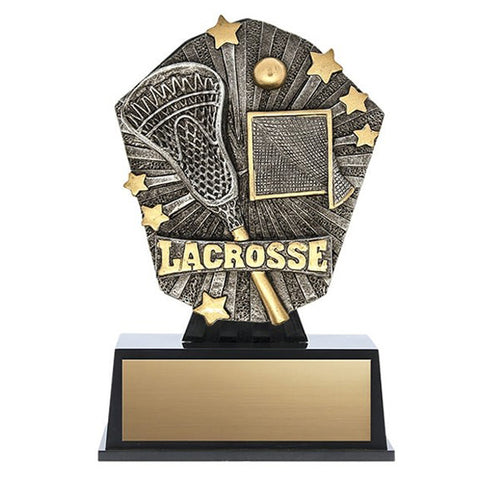 Lacrosse Trophy - Cosmos Mini (A3602)