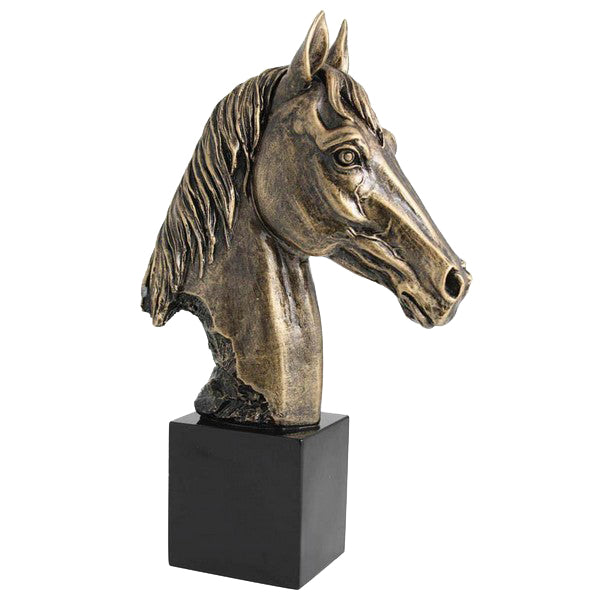 Horse Trophy - Artisan Horse Head (A2738) - Quest Awards