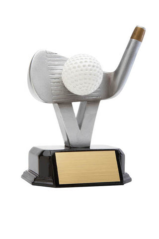 Golf Trophy - Artisan Golf Club - Wedge (A2583) - Quest Awards