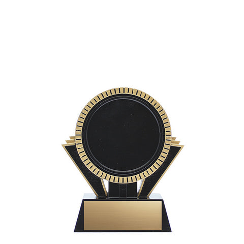 "Trophy - Apex Activity Insert Award - 5"" Tall Black (A3772)"
