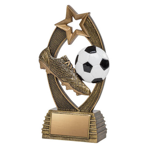 Soccer Trophy - Velocity - Quest Awards