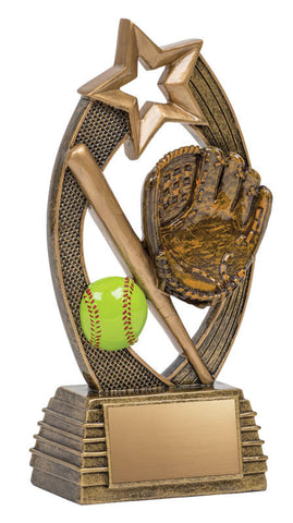Softball Trophy - Velocity - Quest Awards