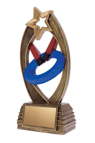 Ringette Trophy - Velocity Ringette (A2955) - Quest Awards