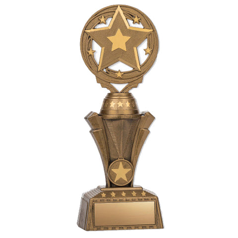 Victory Trophy - Nexus Twister Star - Bronze  (A3309) - Quest Awards