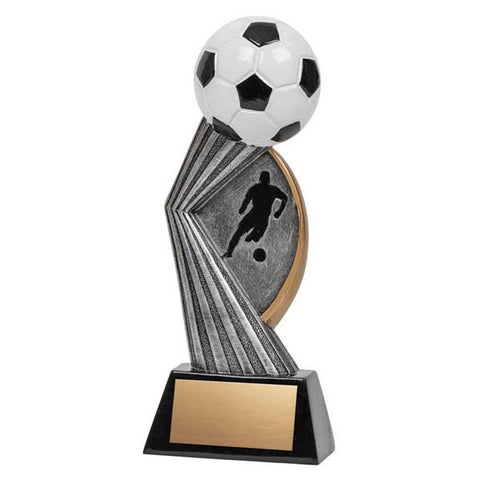 Soccer Trophy - Silhouette Soccer - Quest Awards