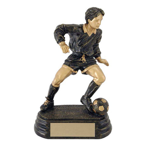 Soccer Trophy - Aztec Gold Player - Male (A3004) - Quest Awards