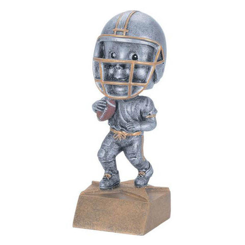 Football Trophy - Bobble Head - Boys - Quest Awards