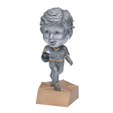 Bowling Trophy - Bobble Head - Boys (A2246) - Quest Awards