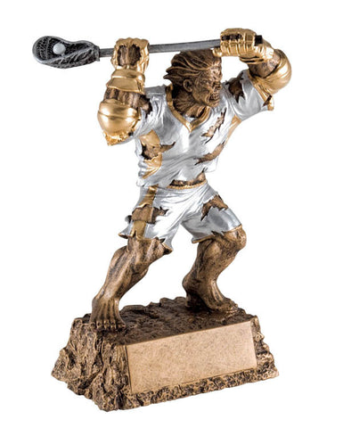 Lacrosse Trophy - Monster Action Hero - Quest Awards