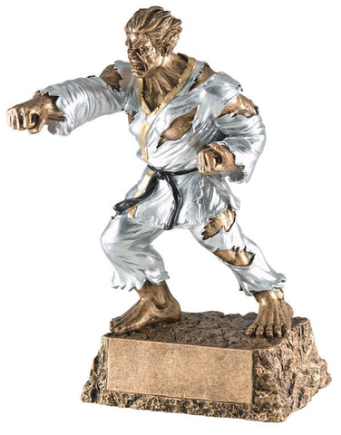 Martial Arts Trophy - Monster Action Hero - Quest Awards