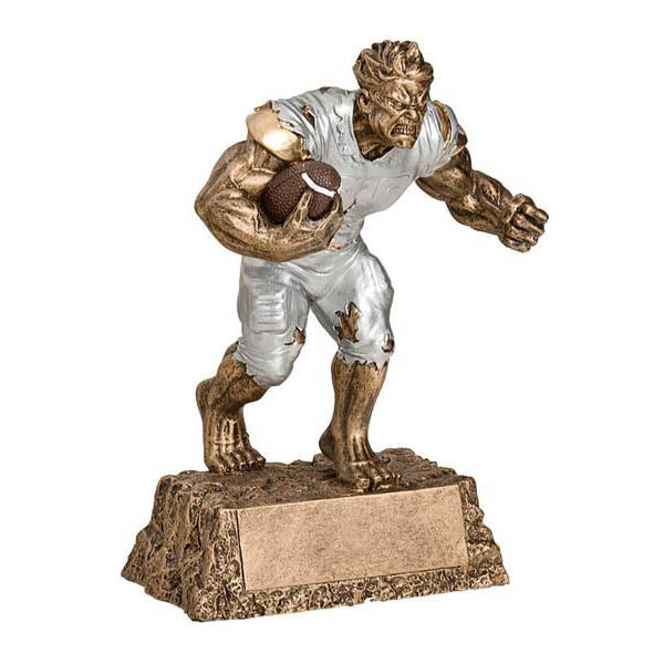 Football Trophy - Monster Action Hero (A2460) - Quest Awards