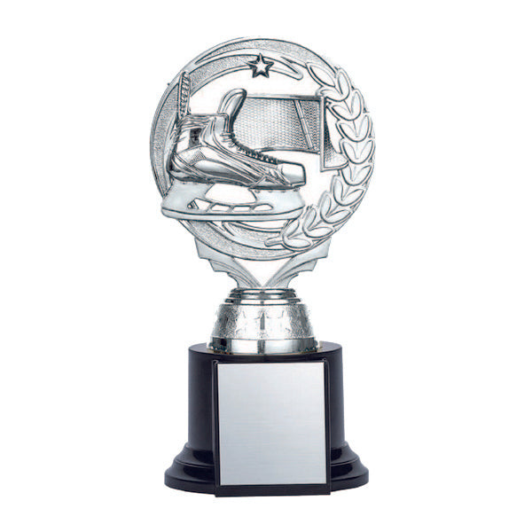 Hockey Trophy - Nexus Silver - 3 sizes (A2693) - Quest Awards
