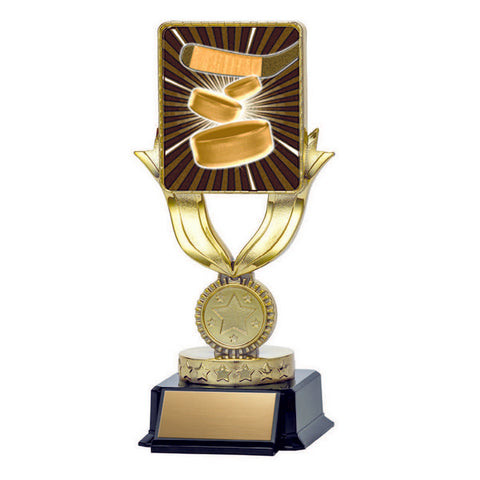 Hockey Trophy - Lynx Victory Pucks (A2679) - Quest Awards