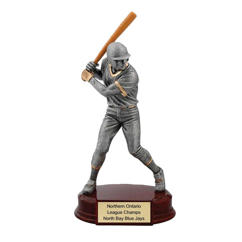 Baseball Trophy - Classic Male Baseball (A2180) - Quest Awards